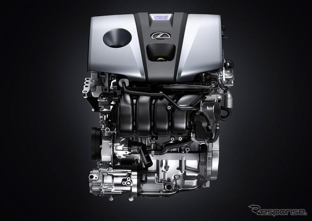 レクサス ES 新型のハイブリッド「ES 300h」