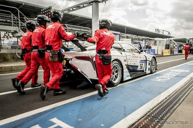 ニュルブルクリンク24時間耐久レース 2018