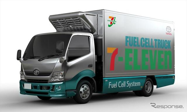 FC小型トラック