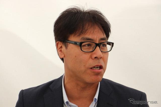 トヨタ クラウン チーフエンジニアの 秋山晃氏