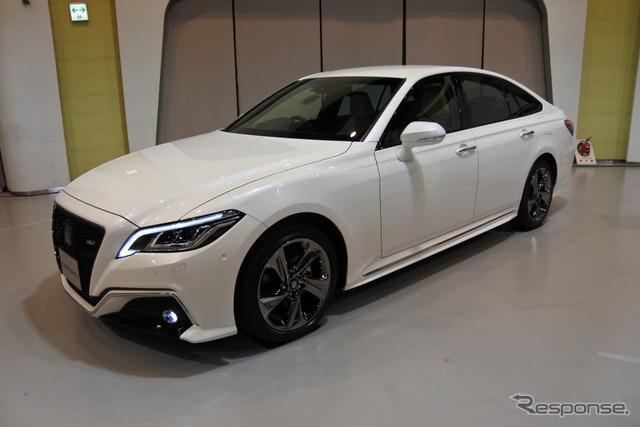 トヨタ・クラウン新型