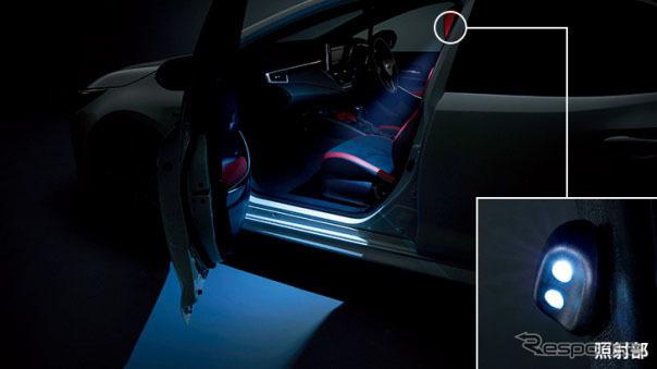 LED スマートフットライト