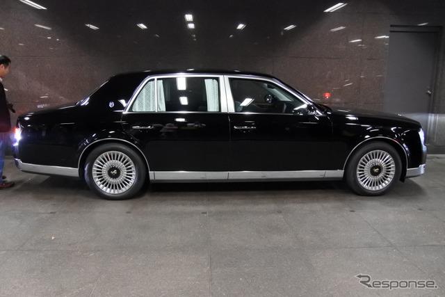 トヨタ自動車 センチュリー 新型