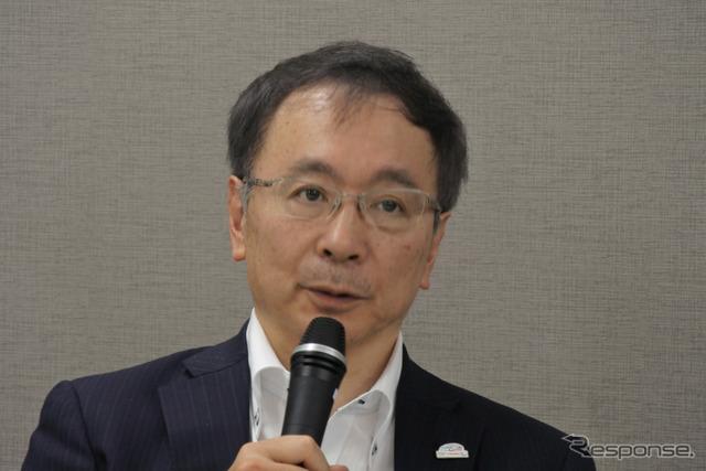 トヨタ自動車 田部正人 主査