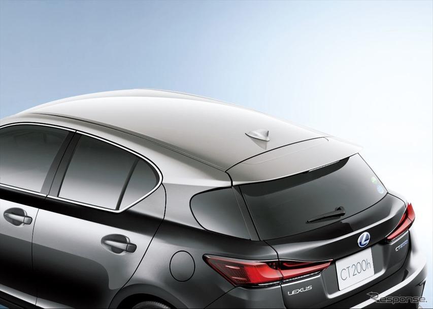 レクサス CT 特別仕様車 ソニックチタニウムルーフ&グラファイトブラックガラスフレーク(特別仕様車専用)