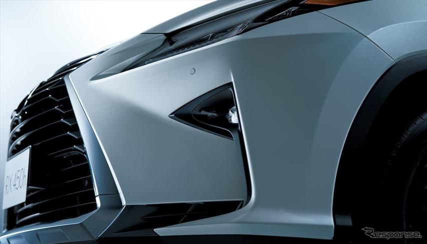レクサス LX 特別仕様車 ドアカーテンシランプ(特別仕様車専用LXロゴ)