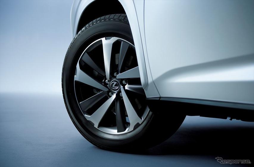 レクサス RX 特別仕様車 スピンドルグリル(特別仕様車専用ブラック塗装)