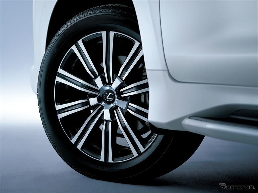 レクサス NX 特別仕様車 225/60R18 100Hタイヤ&18×7 1/2Jアルミホイール(ダークメタリック塗装+切削光輝)