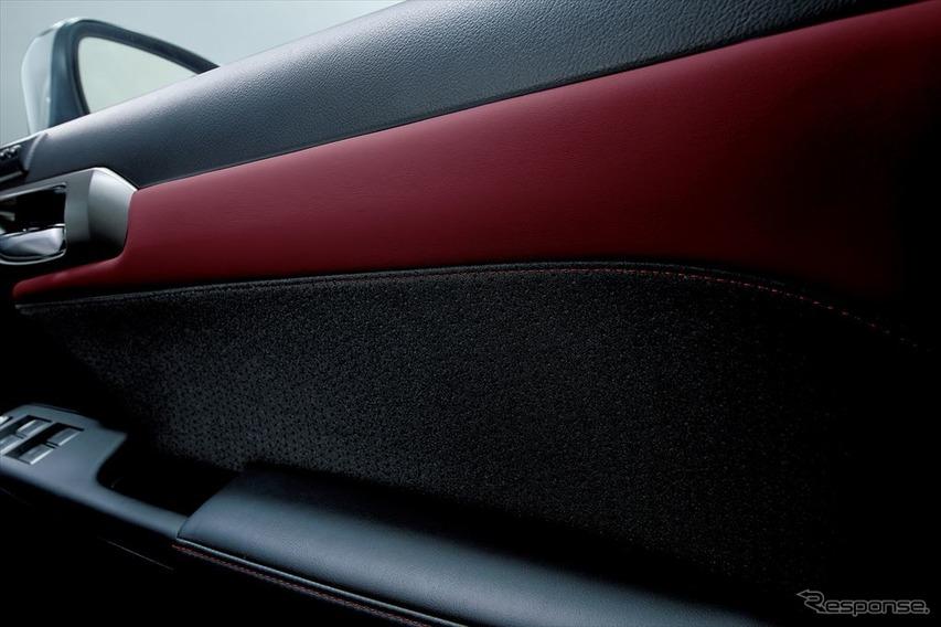 レクサス NX 特別仕様車 ドアミラー足元照明(特別仕様車専用)