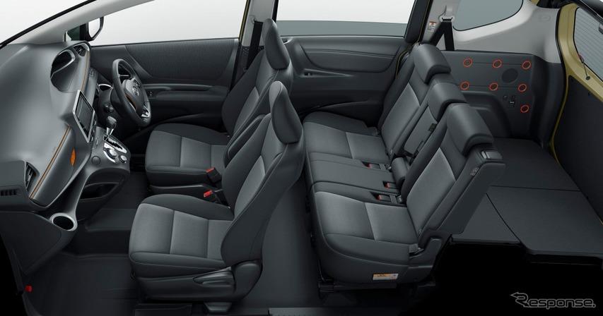トヨタ シエンタ改良新型