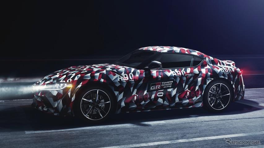 トヨタ、新型 スープラ の予約受注を開始!!…欧州で限定台数、日本はいつだ?