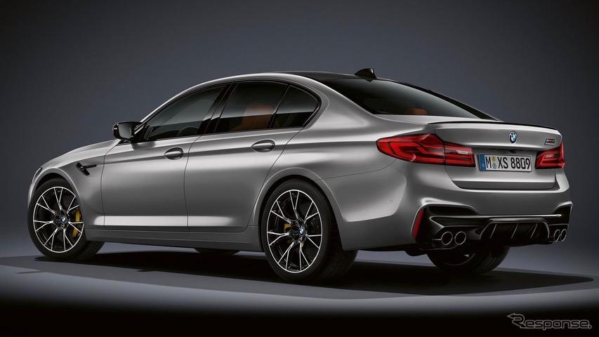 新型BMW M5コンペティション