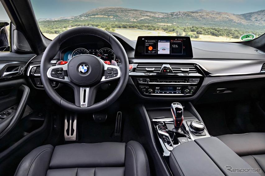新型BMW M5 コンペティション