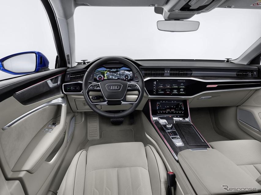 アウディA6アバント新型