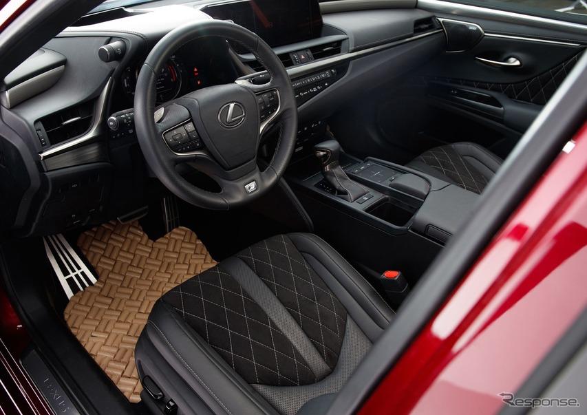 レクサスES新型のカスタムカー