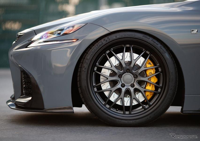 レクサス LS 新型のカスタマイズカー