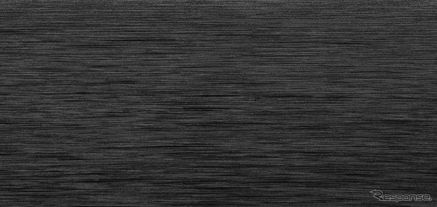 レクサス RC オーナメントパネル Fスポーツ専用ダークグレーヘアライン