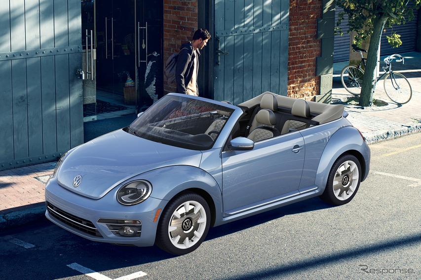 VW ザ・ビートル・ファイナルエディション