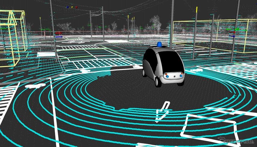 自動運転のAI世界トップを決める---自動車技術会が競技会を開催 2019年3月
