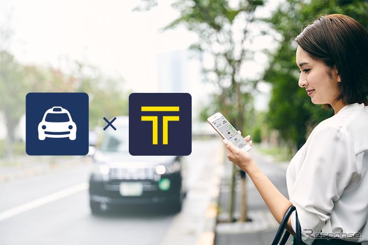 韓国カカオTを使ってJapanTaxiタクシーを利用 2019年夏までに相互利用可能に