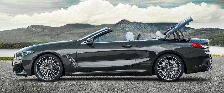 BMW 8シリーズ・カブリオレ 新型