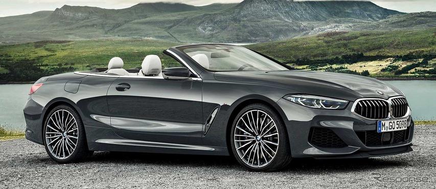 BMW 8シリーズ・カブリオレ新型