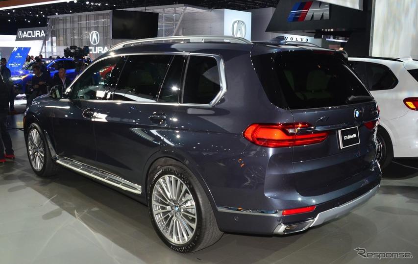BMW X7(ロサンゼルスモーターショー2018)