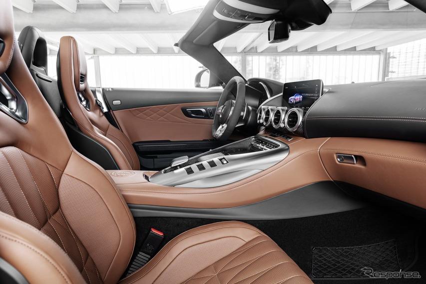 メルセデス AMG GT シリーズ改良新型
