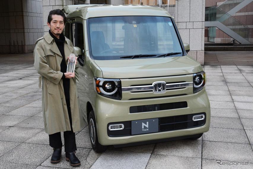 N-VANと石田憲行デザイナー