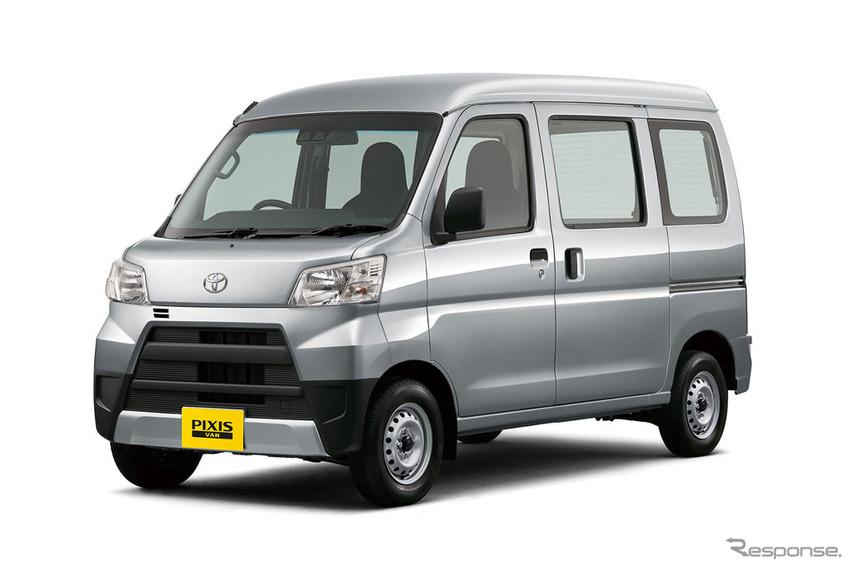 トヨタ・ピクシスバン・スペシャルSA III(ハイルーフ2WD・5MT)