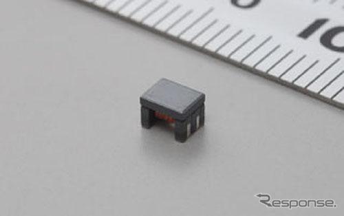 村田製作所、車載向け高速LAN規格1000BASE-T1に対応したコモンモード・チョークコイルを製品化