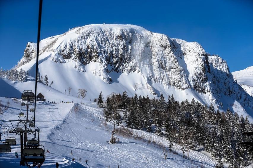 NISSAN e-シェアモビ、スキー/スノボ向け新プランを開始へ リフト券に加え冬装備も付帯