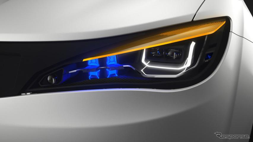 自動運転は車が他の道路利用者と通信…マニエッティがCES 2019でコンセプトカー発表へ