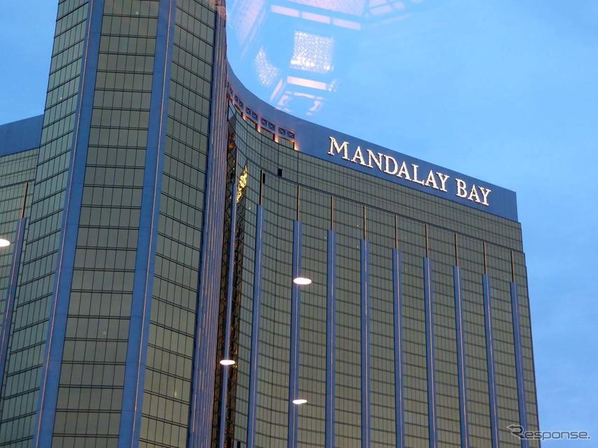 プレスカンファレンスは6日と7日の2日間、マンダレイベイホテルで開催される