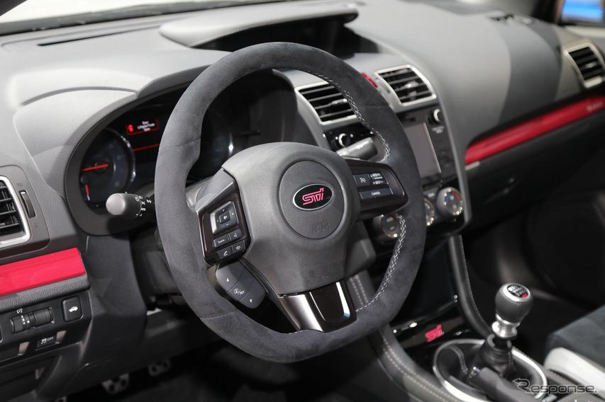スバル STI S209(デトロイトモーターショー2019)