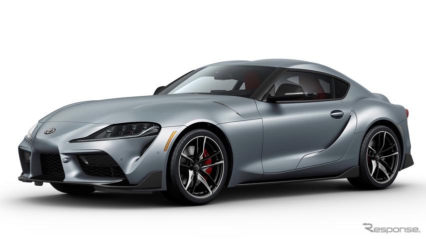 トヨタ スープラ 新型は欧州製、BMW Z4 と同じ工場で生産へ…マグナが生産を受託