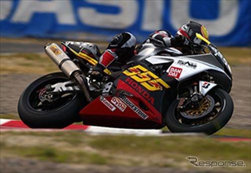 Honda CBR954RR(2003年)山口辰也/高橋裕紀鈴鹿8時間耐久ロードレース