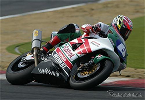 Honda CBR954RR(2003年)山口辰也全日本ロードレースJSB1000