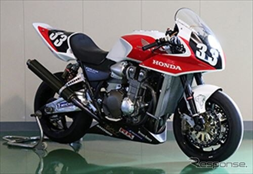 Honda CB1300(2004年)丸山浩/前田淳鈴鹿8時間耐久ロードレース