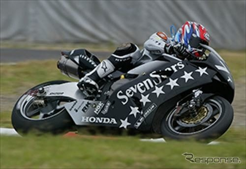 Honda CBR1000RRW(2004年)宇川徹/井筒仁康鈴鹿8時間耐久ロードレース優勝