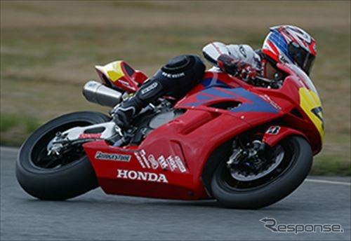 Honda CBR1000RR(2005年)伊藤真一全日本ロードレースJSB1000シリーズチャンピオン