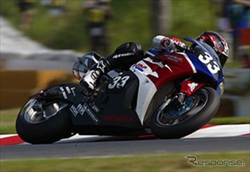 Honda CBR1000RRW(2007年)岡田忠之/カルロス・チェカ鈴鹿8時間耐久ロードレース