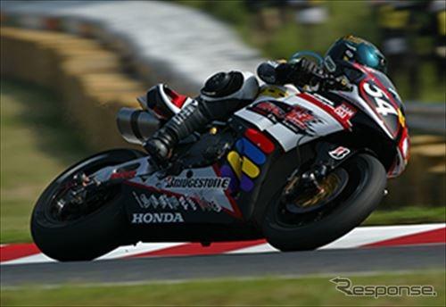Honda CBR1000RR(2007年)徳留和樹/鎌田学鈴鹿8時間耐久ロードレース