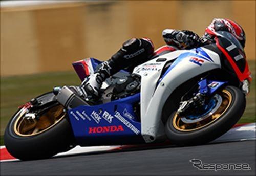 Honda CBR1000RRW(2008年)清成 龍一/カルロス・チェカ鈴鹿8時間耐久ロードレース優勝