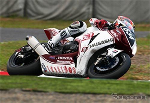 Honda CBR1000RR(2010年)清成龍一/中上貴晶/高橋巧鈴鹿8時間耐久ロードレース優勝