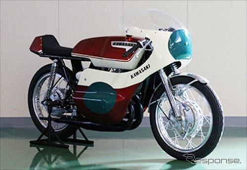 カワサキ A1-R(1967年)デイトナ100マイル