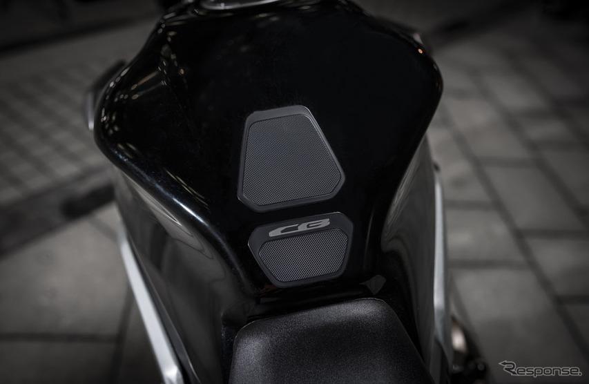 ホンダ CB650R タンクパッド