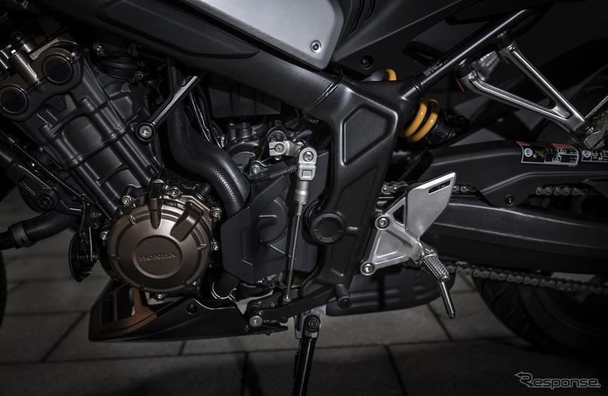 ホンダ CB650R クイックシフター