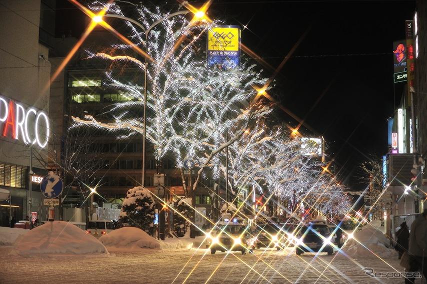 札幌市で観光相乗りタクシーの実証実験を実施へ NTTドコモなど共同で