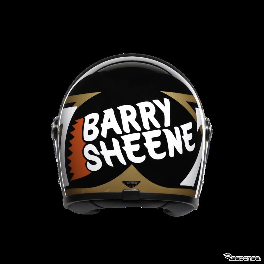 BARRY SHEENE (世界限定 3000個)